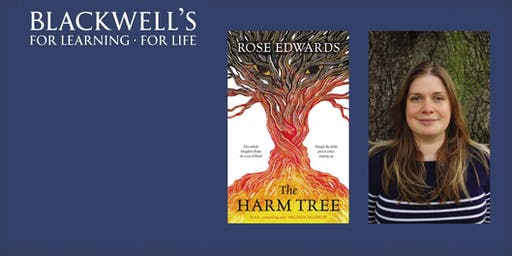 Rose Edwards, The Harm Tree Book Signing