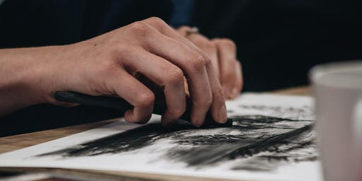Charcoal Workshop with Richard Rochester