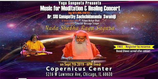 Nada Shobha Raga Sagara – Music for Meditation and Healing Concert