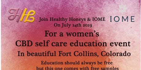 Healthy Honeys Fort Collins CBD Education Event tickets