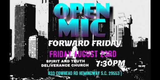 Open Mic ( Church Edition)