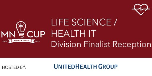 2019 MN Cup Life Science/ Health IT Semifinalist Reception