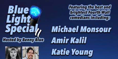 Blue Light Special II at Fourth Wall Hollywood! tickets