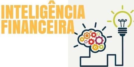 GRÁTIS - Barra da Tijuca/RJ - Curso de Inteligência Financeira ingressos