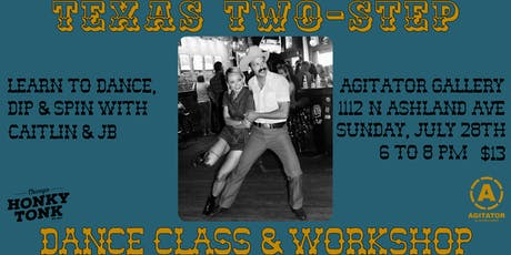 Texas Two-Step Dance Class & Workshop tickets