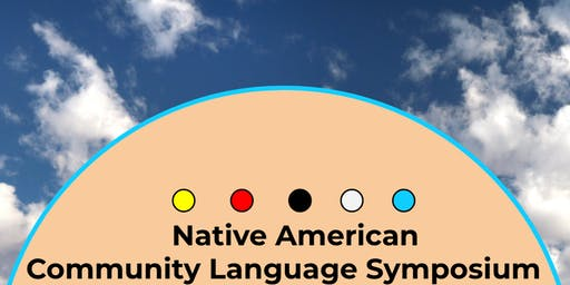 Native American Community Language Symposium
