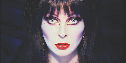 Elvira, Mistress of the Dark at Salem Horror Fest