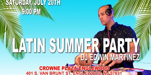 Latin Summer Party