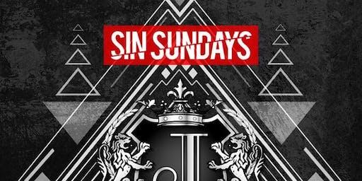 Atlanta's #1 Spot On A Sunday Night - Sin Sundays (Nightlife. Free Parking, Bottle Service)
