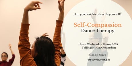 Self-Compassion Dance Therapy tickets