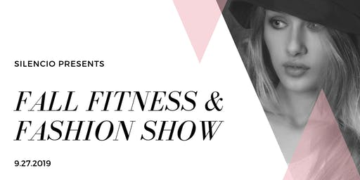 Fall Fitness & Fashion Show for a Cause