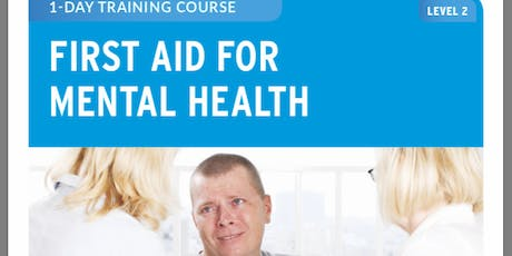 First Aid for Mental Health Level 2 RQF (Mental Health First Aider) tickets