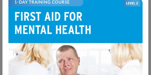 First Aid for Mental Health Level 2 RQF (Mental Health First Aider)