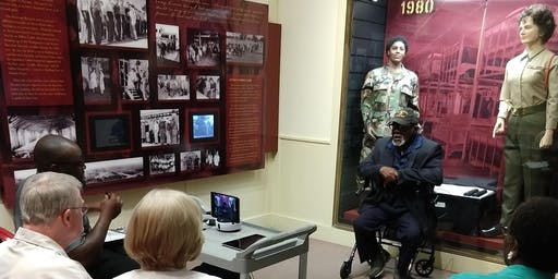Veterans History Project Workshop at Renton History Museum