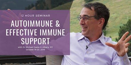 Autoimmunity & Immunity in Albany, NY tickets