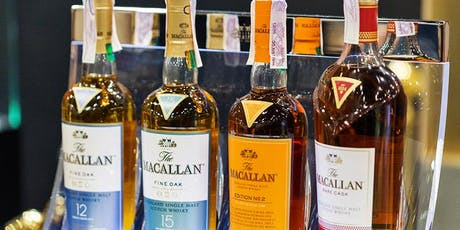 Macallans Whisky 5 Course Dinner Pairing tickets