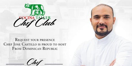 Chef Club Cocina Taller Chef Saverio Stassi  tickets