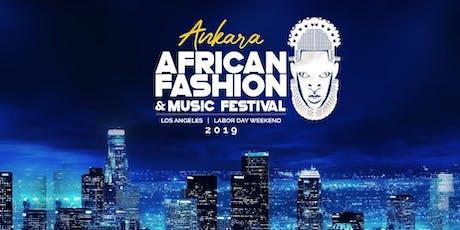 ANKARA FESTIVAL LOS ANGELES 2019 tickets