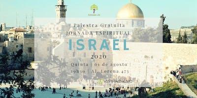Jornada Espiritual | Palestra Gratuita