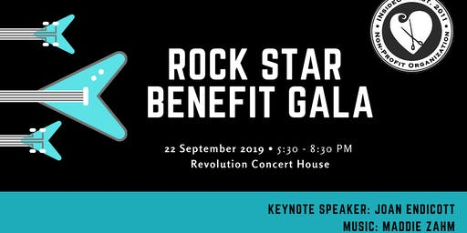 INsideOUT Cares Rockstar Gala (To End Sex Trafficking)