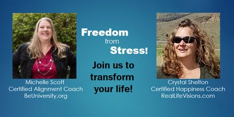 Freedom from Stress! tickets