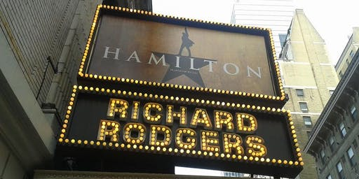 Gilbert and Sullivan To Hamilton Musical Theatre Walking Tour