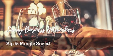 Sip & Mingle Social tickets