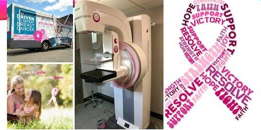 3D Mammograms-6th Annual Carolina Veterans Appreciation Expo