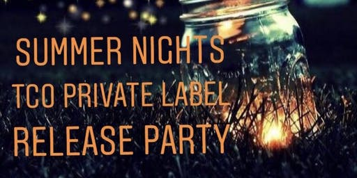 Summer Nights Knob Creek Private Label Release Party