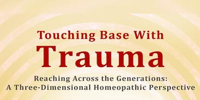 One day trauma and homeopathy workshop