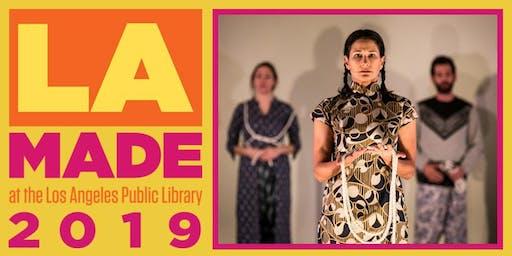 "LA Made: theatre dybbuk presents ""lost tribes"""