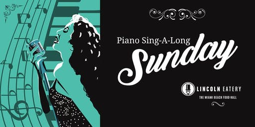 Piano Sing-A-Long Sundays