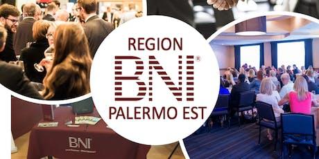 """""""Imprenditori e Professionisti del Territorio Partecipano! Registrati Ora"""" - Incontro Informativo BNI a Palermo  biglietti"""
