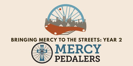 Mercy Pedalers Bringing Mercy to the Streets Year 2 Anniversary Party