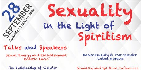 Sexuality in the Light of Spiritism tickets