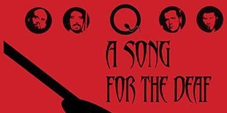 A Song For The Deaf - a tribute to Queens of the Stone Age tickets