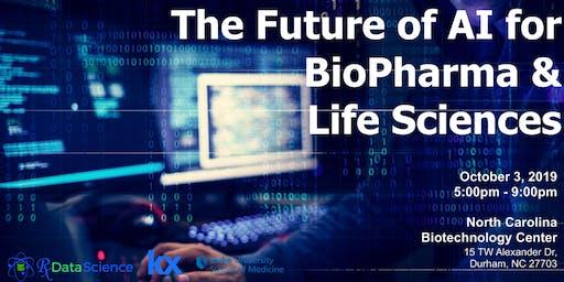 Future of AI for BioPharma & Life Sciences