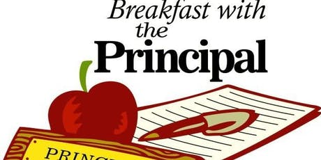 Welcome To HCMS 6th Grade Parent Breakfast With the Principal  tickets