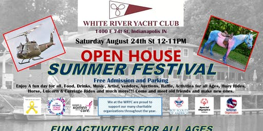 WRYC Open House summer Festival