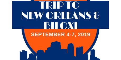 FUNDRAISING TRIP TO NEW ORLEANS & BILOXI TO PROVIDE EARLY DETECTION SCREENINGS FOR BREAST CANCER tickets