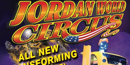 Jordan World Circus 2019 - Sulphur, LA