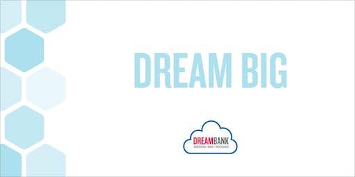DREAM BIG: Big Dreams, Small Steps with Lisa Robb
