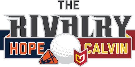 Hope vs. Calvin | Fourth Annual Alumni Rivalry Cup tickets