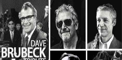 Dave Brubeck Tribute Project with Commentary by Russell Gloyd @ SPACE