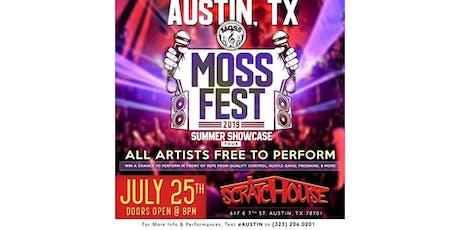 MOSSFEST 2019 SHOWCASE tickets