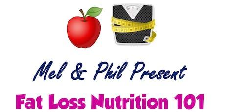Fat Loss Nutrition 101 tickets