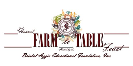 3rd Annual Farm to Table Feast tickets