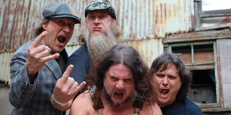 An Evening with Hayseed Dixie tickets