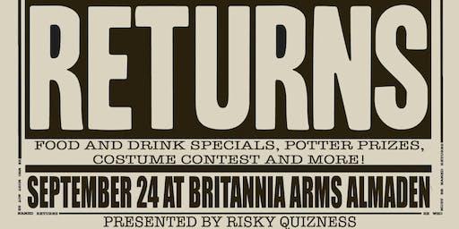 Harry Potter Trivia Event!