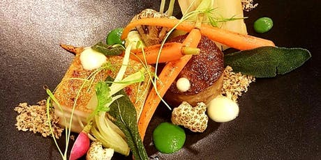 Salters August Fine Dining Pop Up at Good Food  tickets